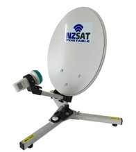 NZ Sat Satellite Dish Portable 40cm