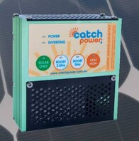 Solar Diverter Green Catchpower