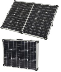G- Solar Panel Fold Up 100 watts