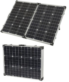 G- Solar Panel Fold Up 110 watts