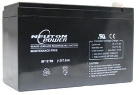 L- Neuton Power CP1270 - 7 ahr 12 volt