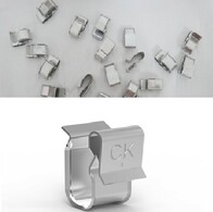 SS Cable Clips x 100